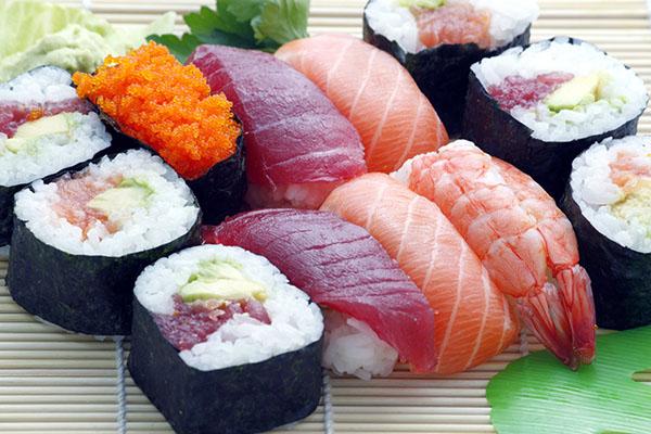 sushi cos'è