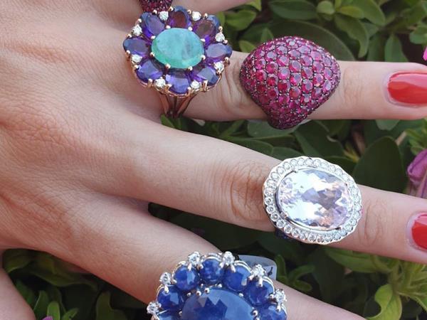 anelli splendidi