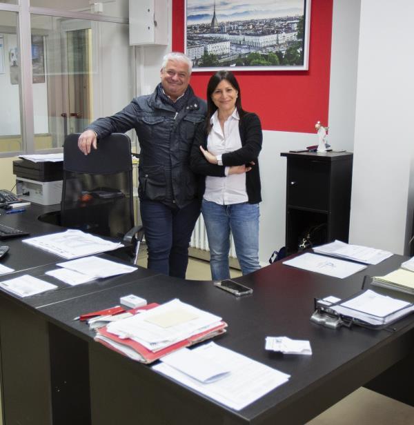 movimentazione e distribuzione merci Torino