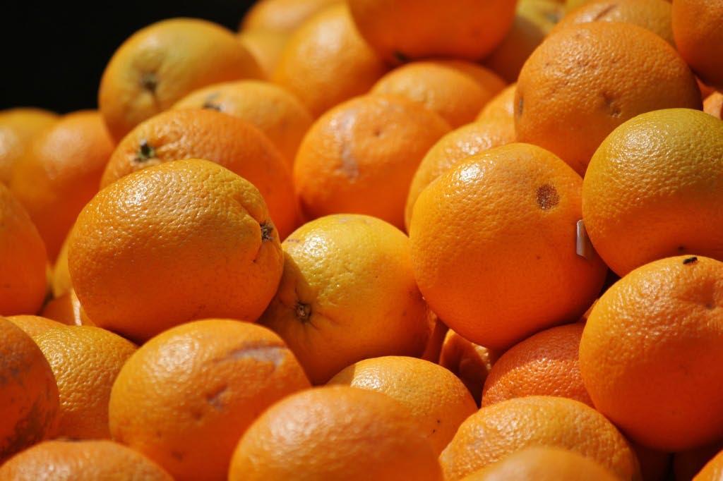 frutta inverno non trattata a Muggia