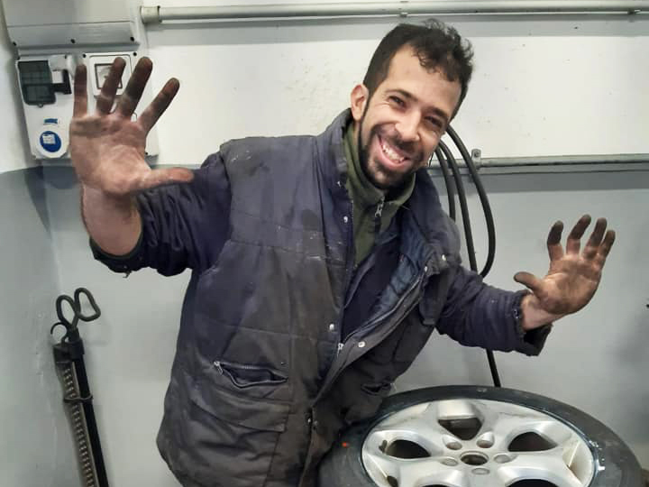 Sostituzione olio freni e frizioni Autofficina Cordini Endrio