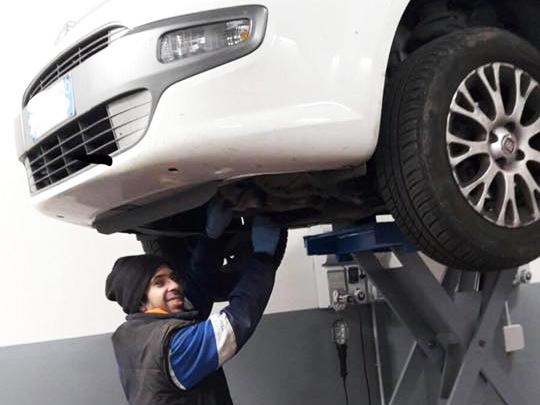 Riparazioni meccaniche e servizi di elettrauto Autofficina Cordini Endrio