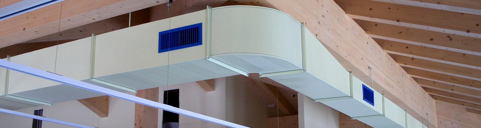 Installazione impianti trattamento aria VG Impianti Srl