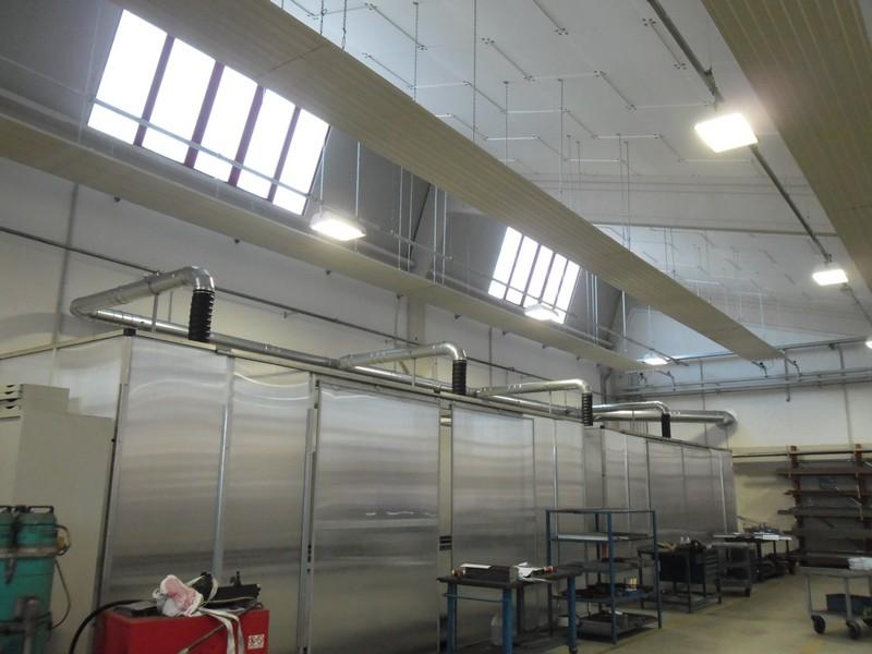 Installazione impianti trattamento aria Zola Predosa Bologna VG Impianti Srl