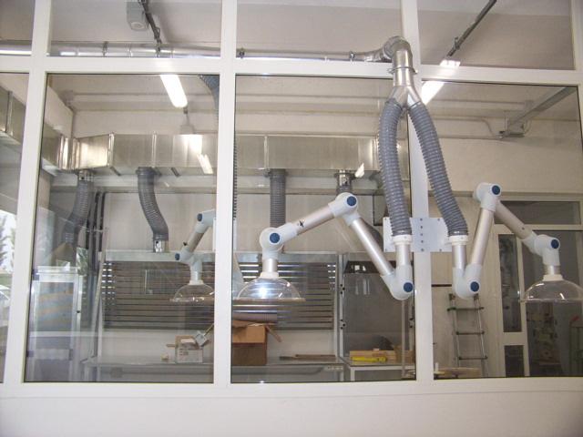 Montaggio condizionamento aria industriale Filtri aria Installazione impianti trattamento aria VG Impianti Srl