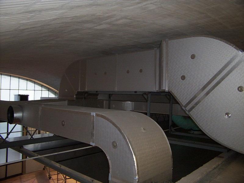 Tubazioni installazione impianti trattamento aria Zola Predosa Bologna