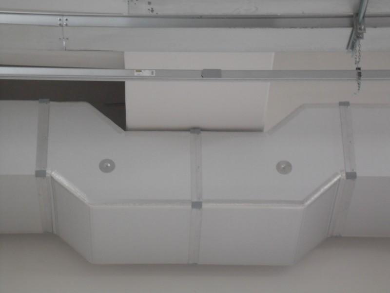 Impiantistica industriale installazione impianti trattamento aria Zola Predosa Bologna