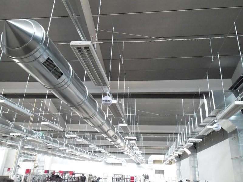 impianti industriali installazione impianti trattamento aria Zola Predosa Bologna