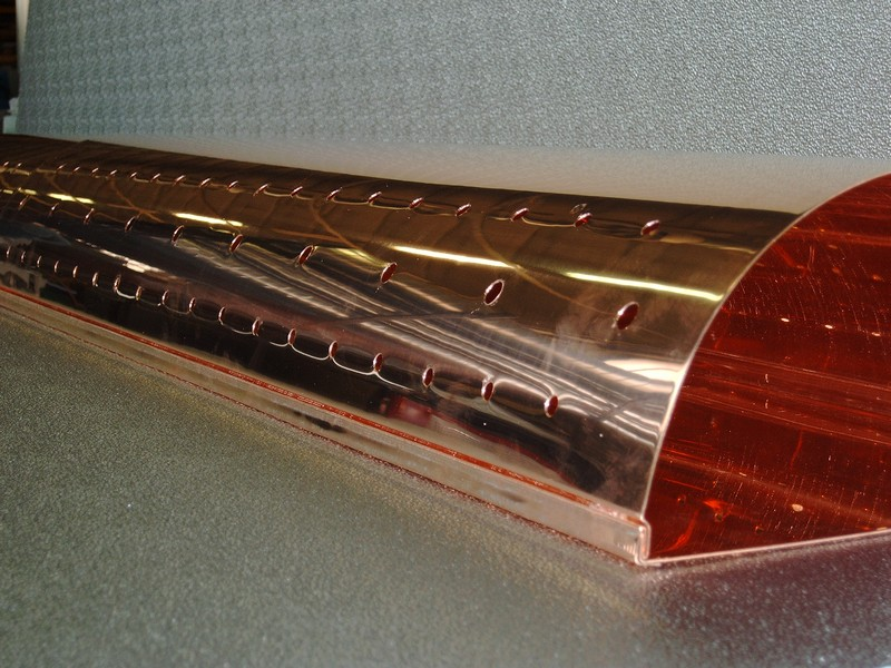 Tubo rame installazione impianti trattamento aria Zola Predosa Bologna