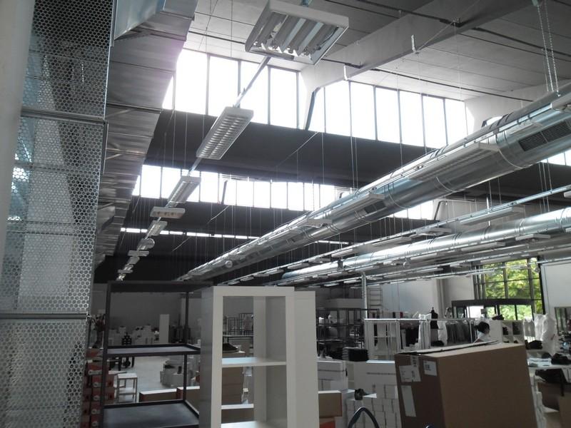 Tubi acciaio per condizionamento Impianti di aspirazione Aria Zola Predosa Bologna
