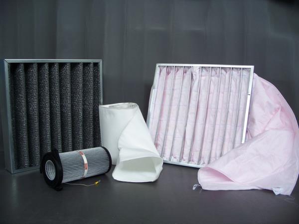 Filtri aria Installazione impianti trattamento aria