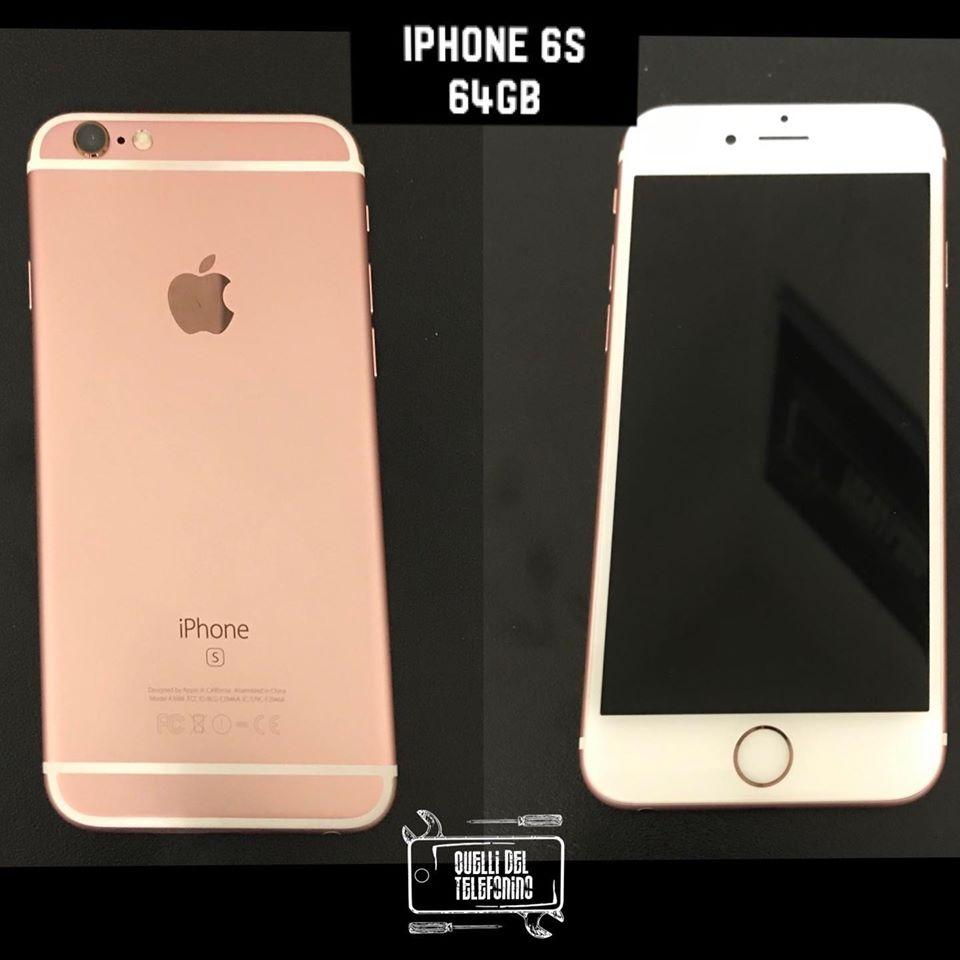 vendita Iphone 6S ricondizionato a jesi