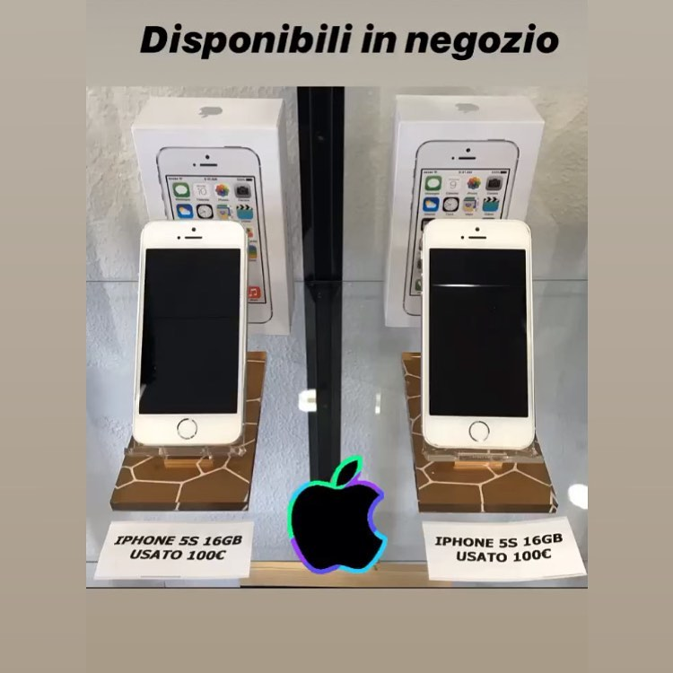 Vendita Iphone Usati a Jesi