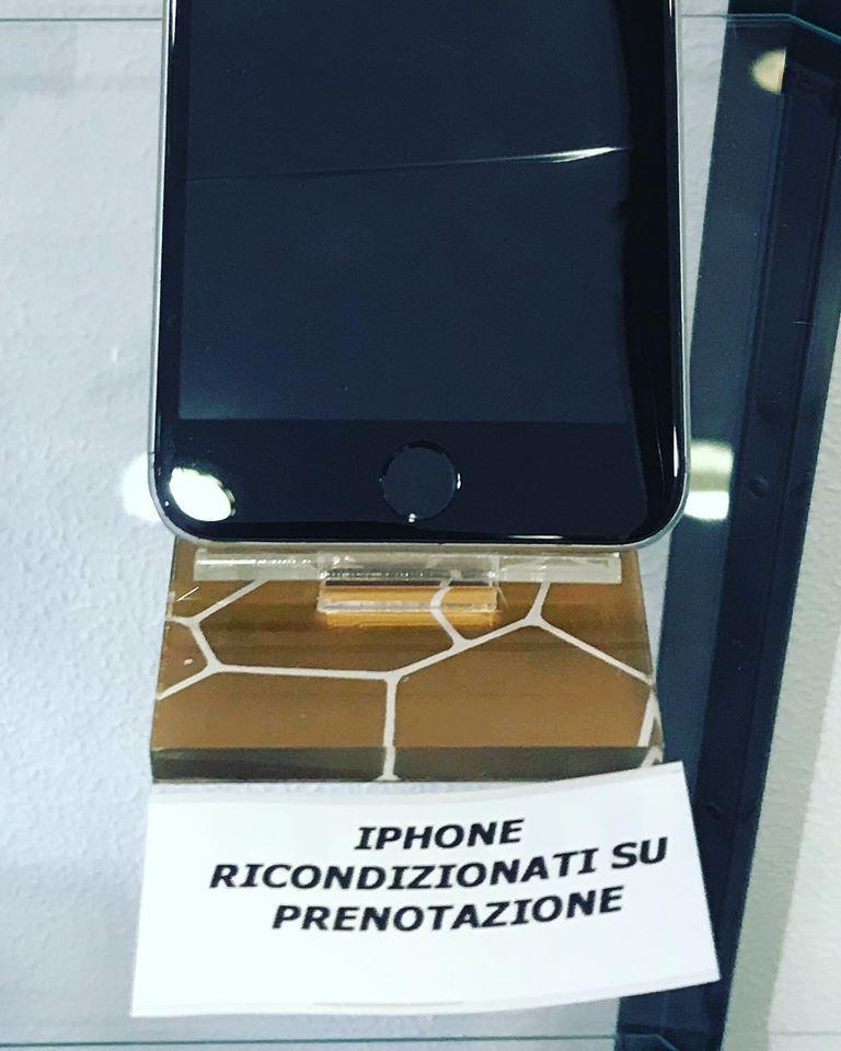 Iphone ricondizionati con garanzia a jesi