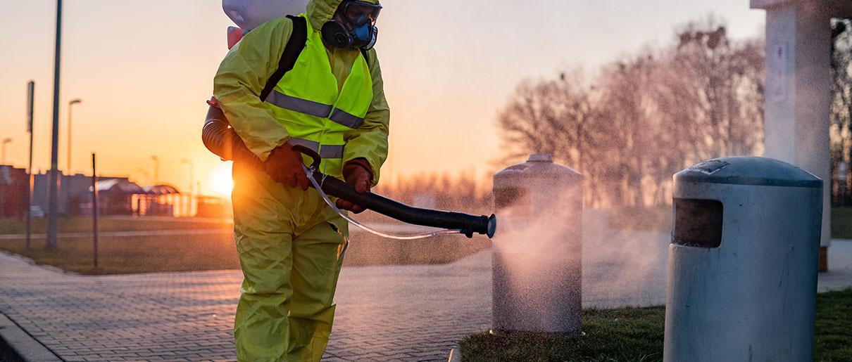 sanificazione ambientale Trapani