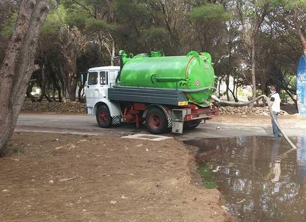 pulitura cisterne trapani