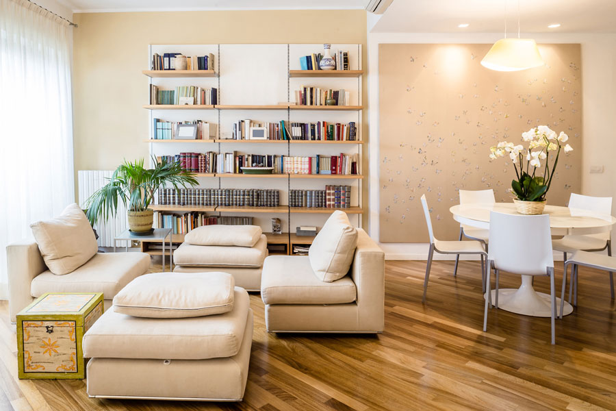 locazione appartamento arredato