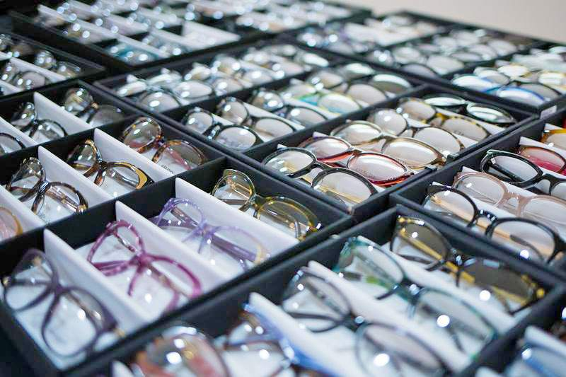 montaggio rapido occhiali da vista nuoro