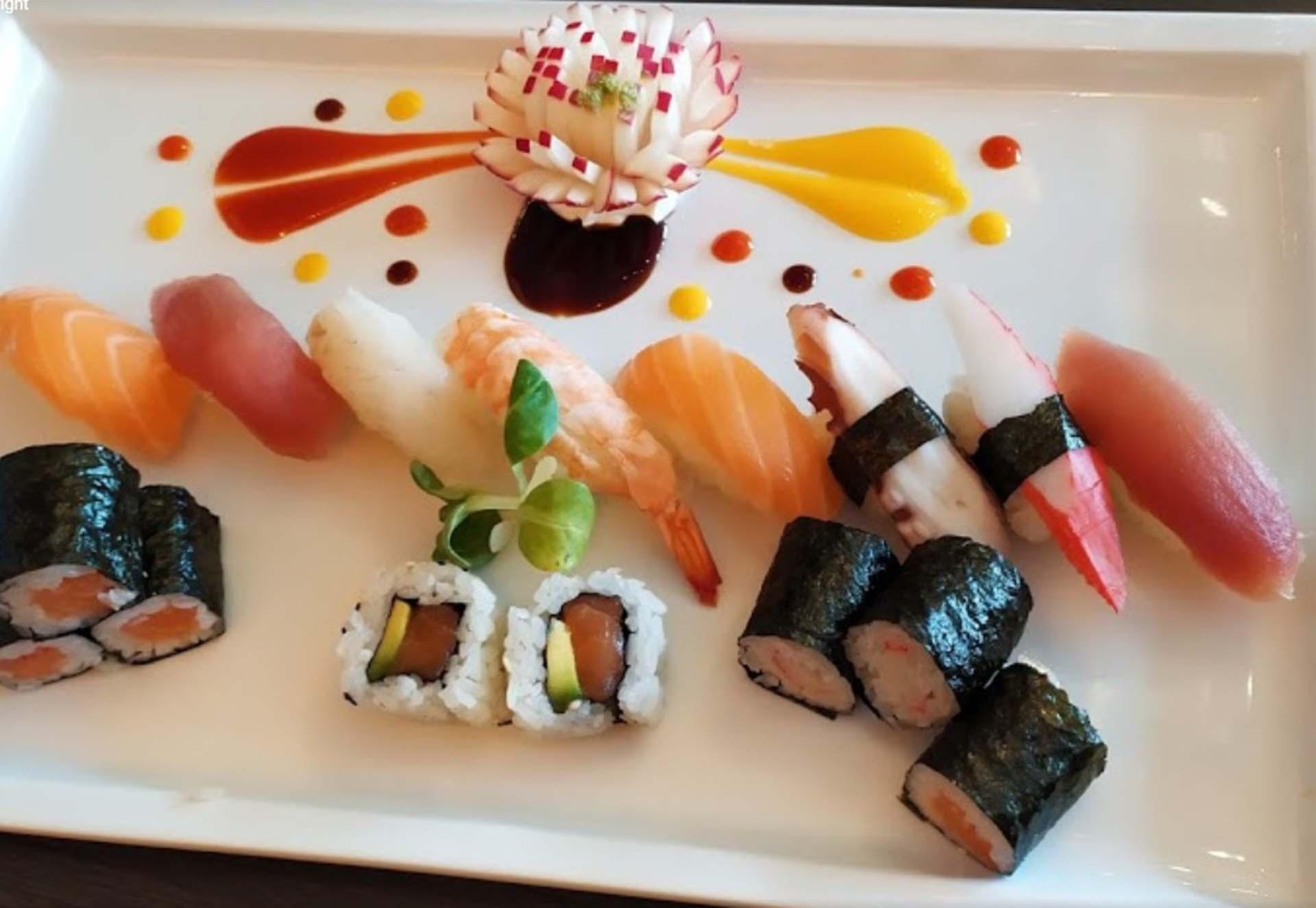 Sushi cucina giapponese Città di Castello Perugia