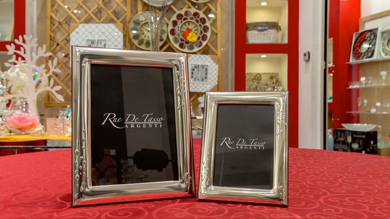 Portafotografie in argento