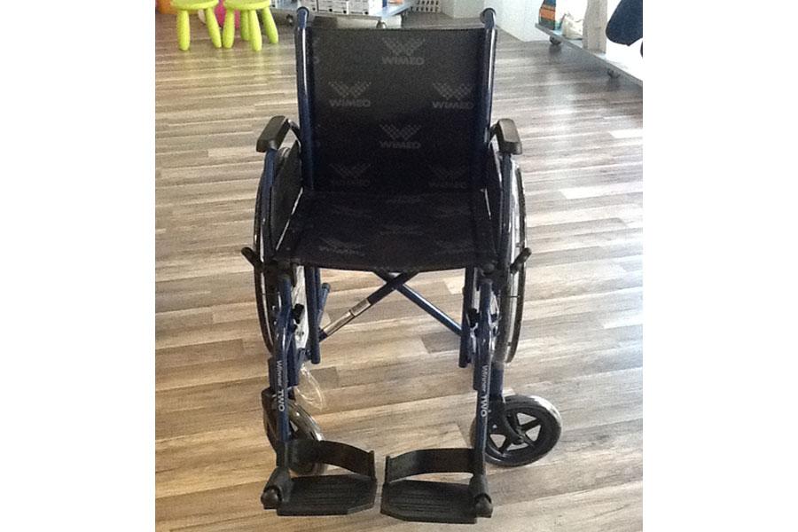 Carrozzine per disabili - Sanitaria Luana