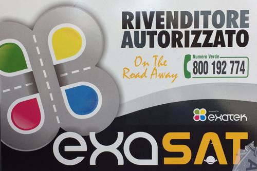 rivenditore autorizzato exatek - exasat