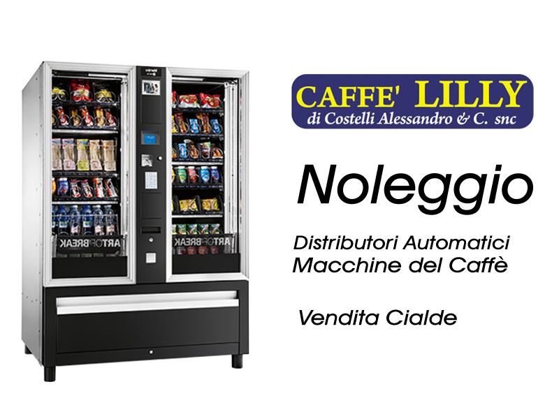 distributori automatici azienda Bergamo