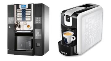 noleggio macchine caffè Bergamo