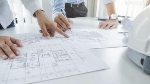 Riqualificazione edifici
