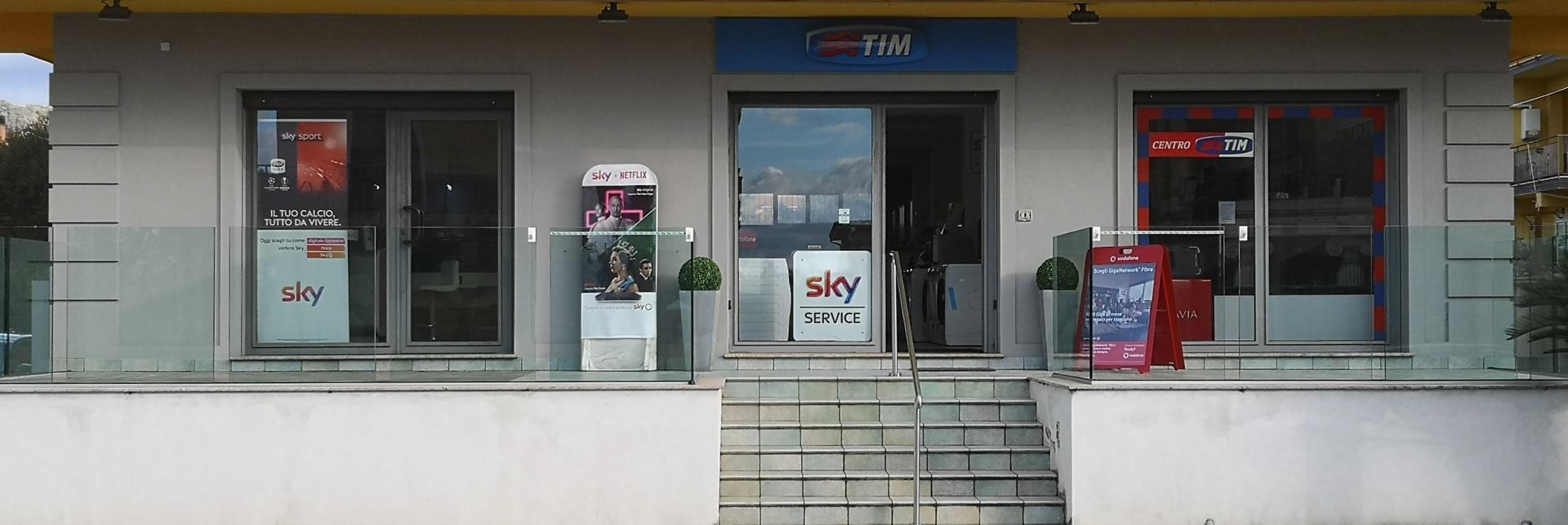Servizi e prodotti di elettronica e antenne tv digitali e satellitari Elettronica Pungitore