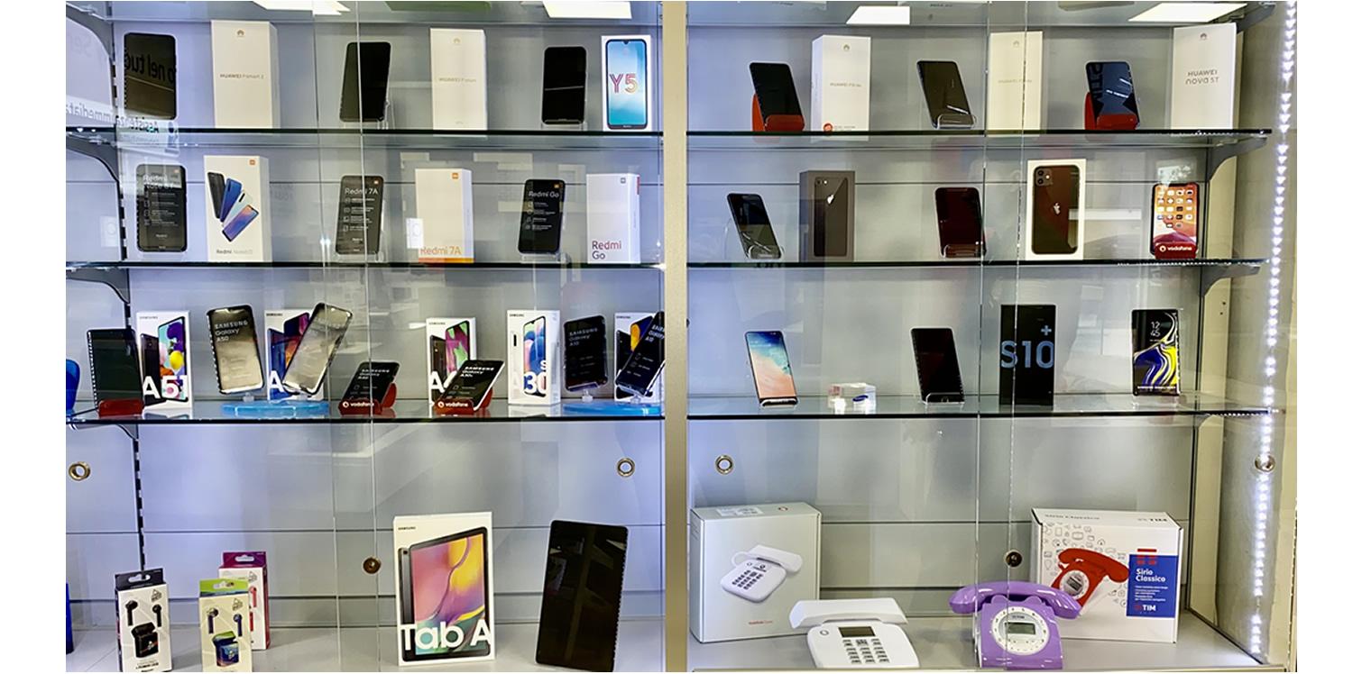 Vendita e riparazione telefoni