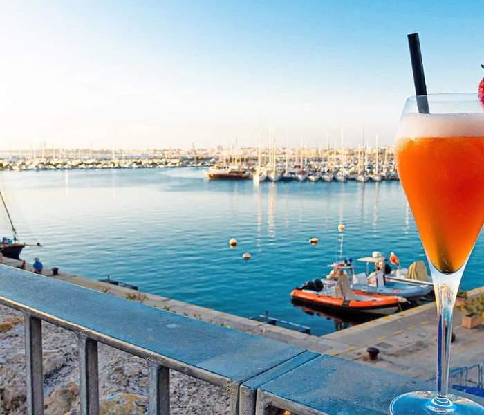bar terrazza Alghero