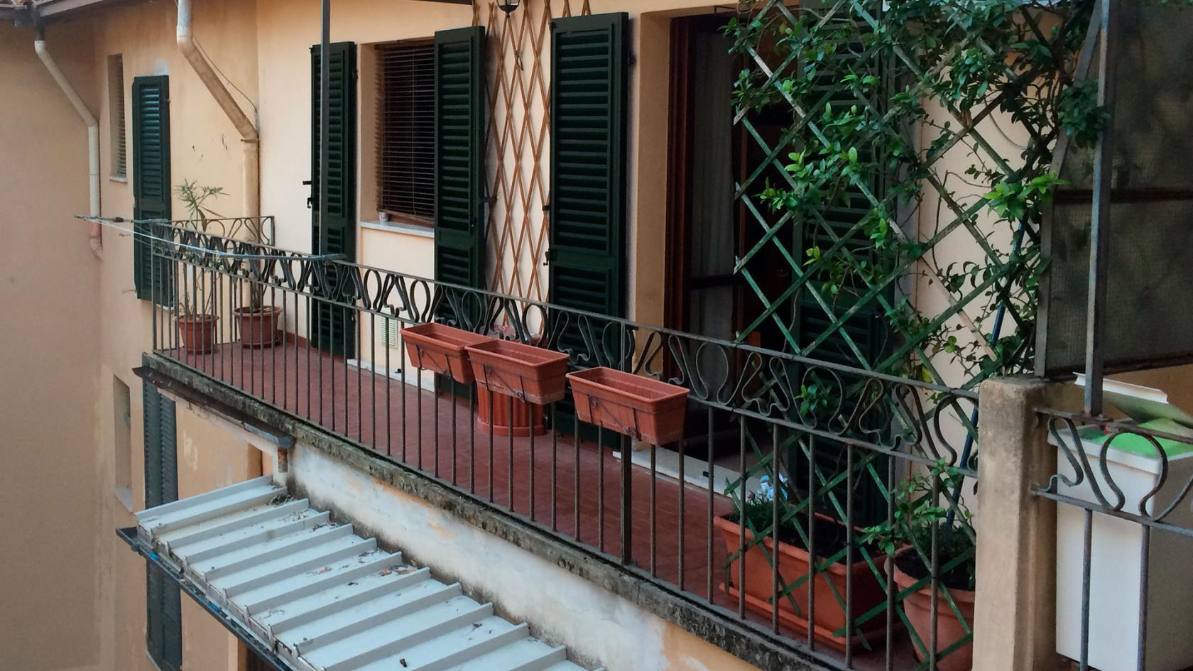 inferriate e balconate