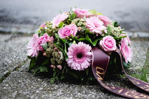fiori agenzia funebre morganti