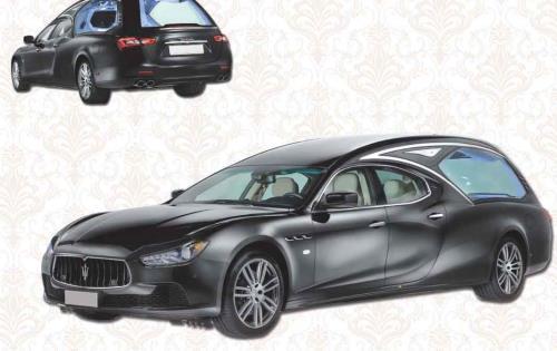 Carrifunebri Merchedes e Maserati, ampia gamma di modelli disponibili per noleggio o acquisto. Assistenza tecnica post-vendita garantita