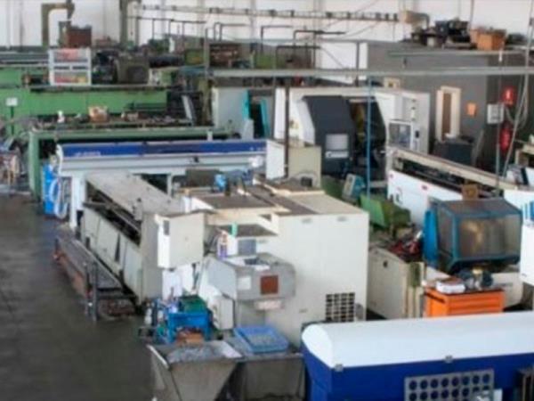 Macchinari di precisione per la lavorazione dei metalli a TOrino