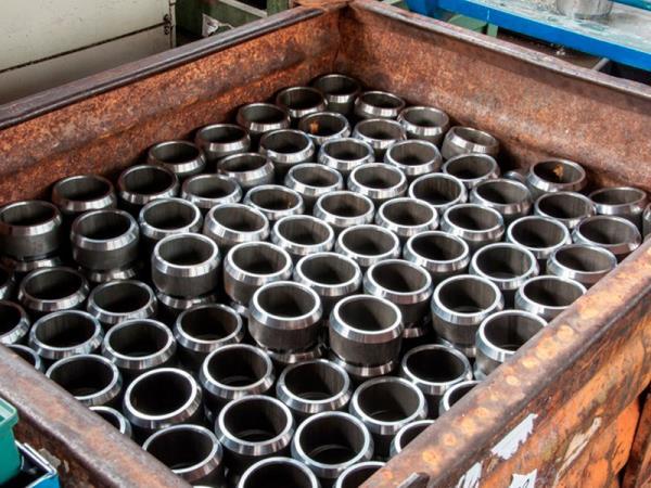 Realizzazione boccole in acciaio a Torino