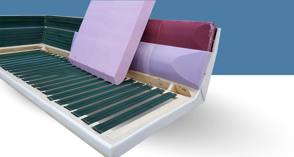 poliuretano espanso mobili su misura Softyform di Fantacci Gabriella Serravalle Pistoiese