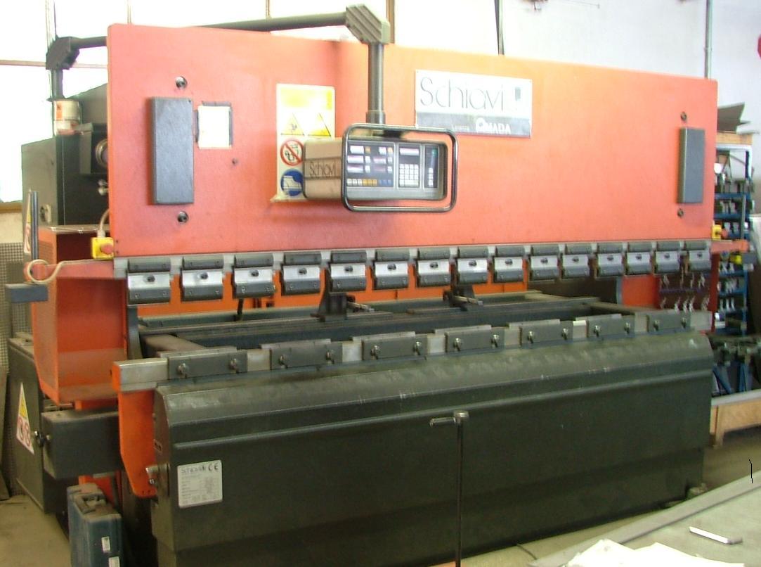 attrezzature per la lavorazione di acciao a Monterenzio