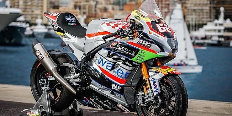 produzione di pezzi per moto da racing a Monterenzio