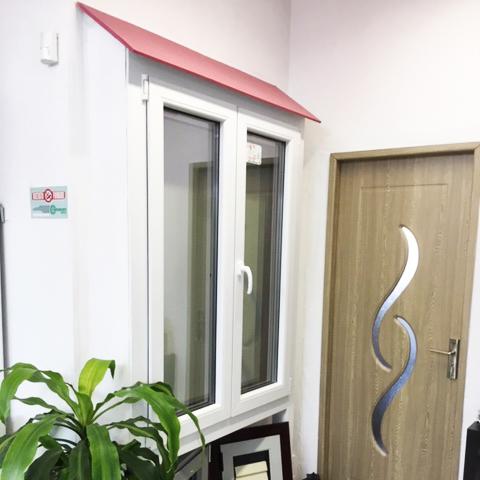 Porte e finestre in PVC su misura Il Mondo degli Infissi