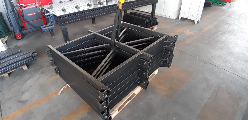 carpenteria metallica controllo qualità