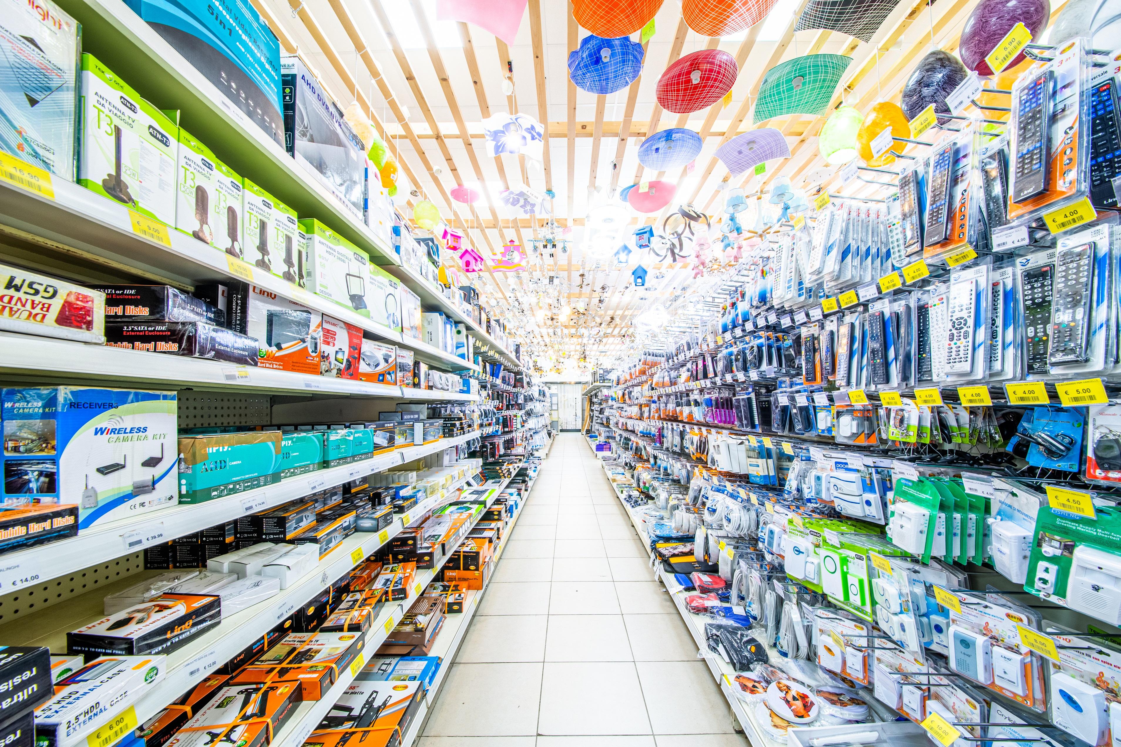 prodotti a prezzi bassi