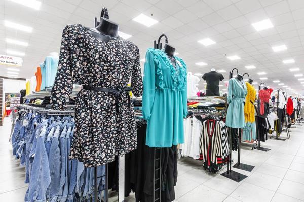 Abbigliamento a prezzi bassi