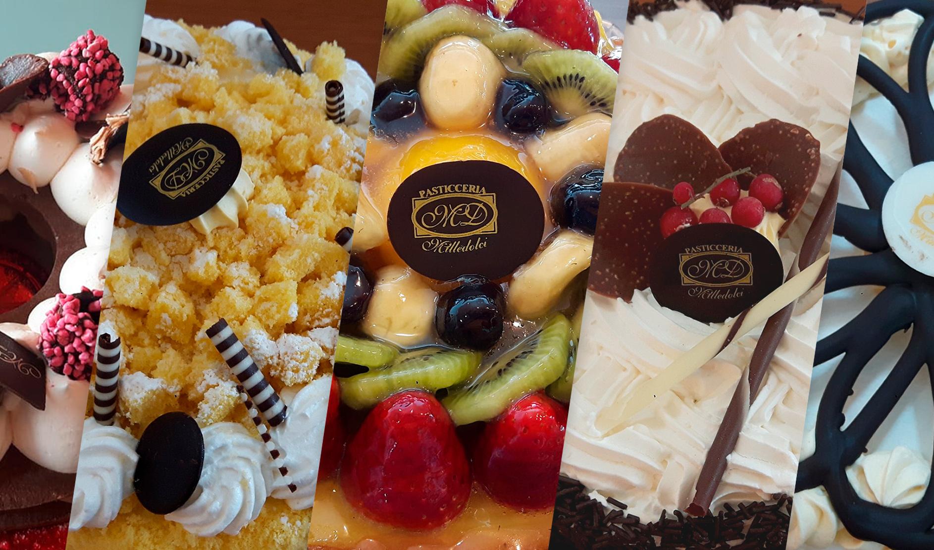 Vendita di prodotti dolciari a gubbio