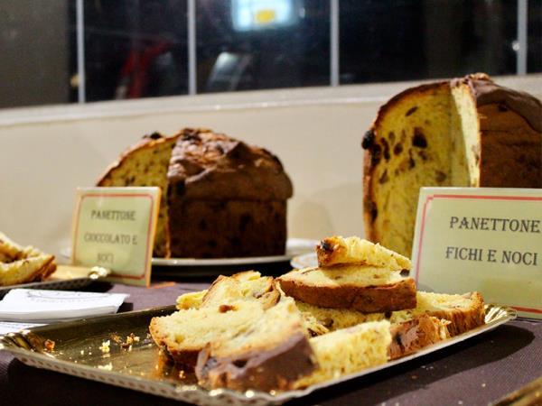 Vasto assortimento di panettoni artigianali a Gubbio