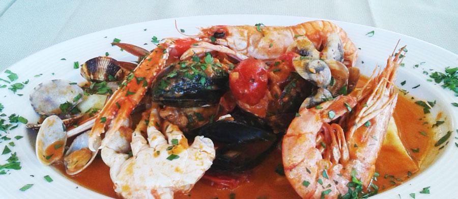 ristorante di pesce gavorrano