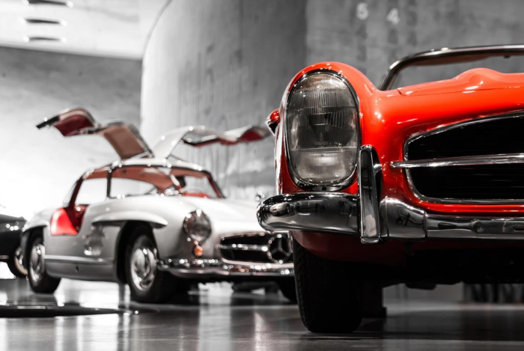 Restauro d'auto d'epoca Pordenone