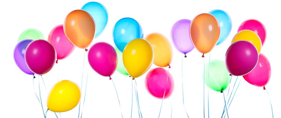 allestimenti e vendita palloncini Albero delle Caramelle Torino Parella