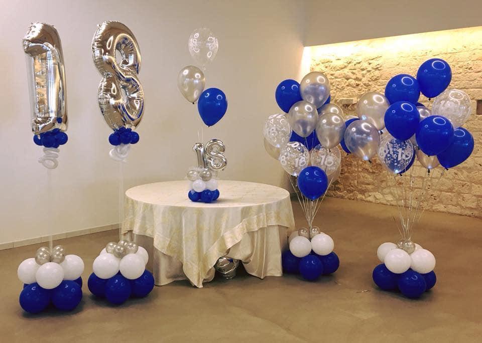 palloncini decorativi per eventi Albero delle Caramelle Torino Parella